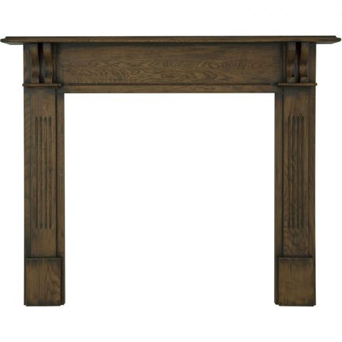 Earlswood Wooden Fireplace Surround