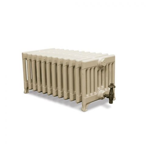 Victorian 9 Column Cast Iron Radiator