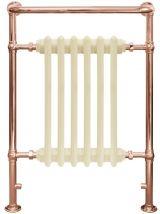 Broughton Towel Radiator - Steel - Copper - MHJI031