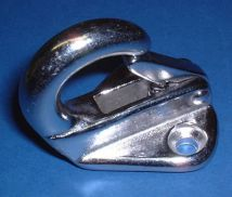 Fending Hook with Safety Catch - Stainless Steel - 316 - JSHF02