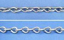 Single Jack Chain - Stainless Steel - 304 - JSNJ01