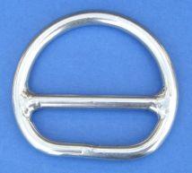 Double Bar D Ring - Stainless Steel - 316 - JSRD10