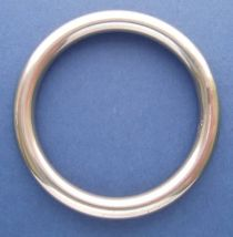 Round Ring - Stainless Steel - 316 - JSRR08