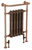 Wilsford Towel Radiator - Steel - Copper - MHJI039