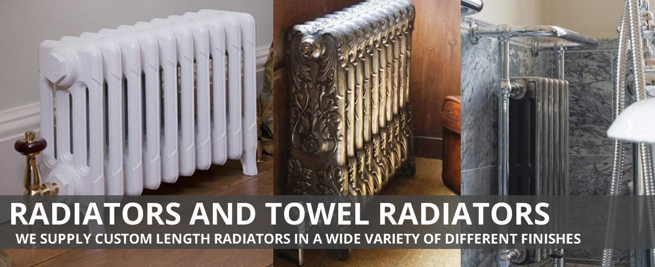 Radiators and Towel Radiators